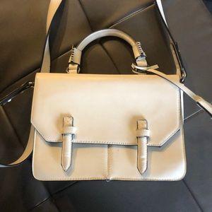 Topshop white bag